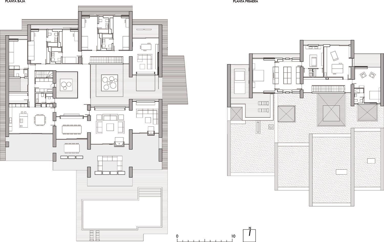 World of architecture modern architecture defining - Modern architectural designs floor plans ...