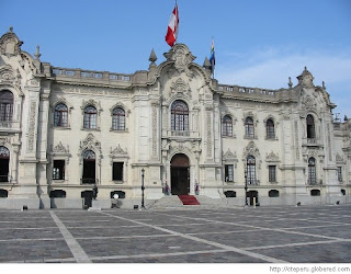 PORTAL DE LA PRESIDENCIA DE LA REPUBLICA
