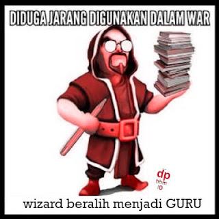 Dp bbm coc wizard
