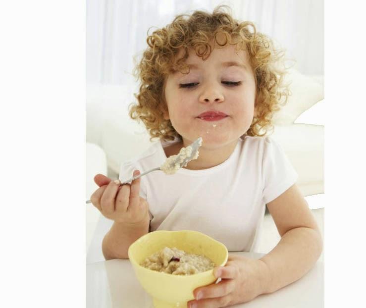 فوائد الشوفان للاطفال