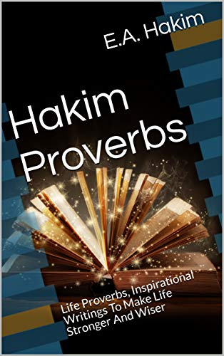Purchase Your Copy Of Hakim Proverbs Here