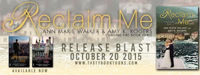 Reclaim Me Release Day Blast!