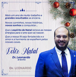 """""""Deputado Federal Dr. Leonardo Albuquerque"""
