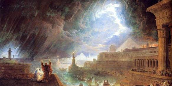 Profecías sobre el devastador maremoto sobre Grecia principalmente...