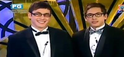 Semerad Twins PBB housemates
