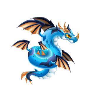 Cara mendapatkan Twister Dragon - Dragon City