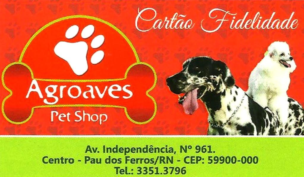 Agroaves { Pet Shop }