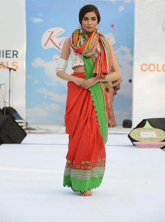 Kayseria spring fashion show 2014