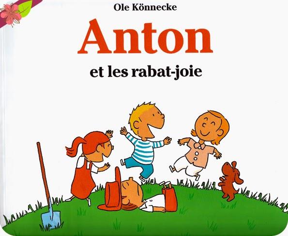 """""""Anton et les rabat-joie"""" de Ole Könnecke"""