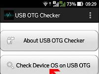 Cara Cek Smartphone Android Sudah Support USB OTG atau Belum