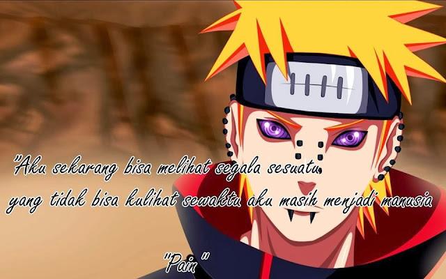 Kata Kata Bijak Di Naruto