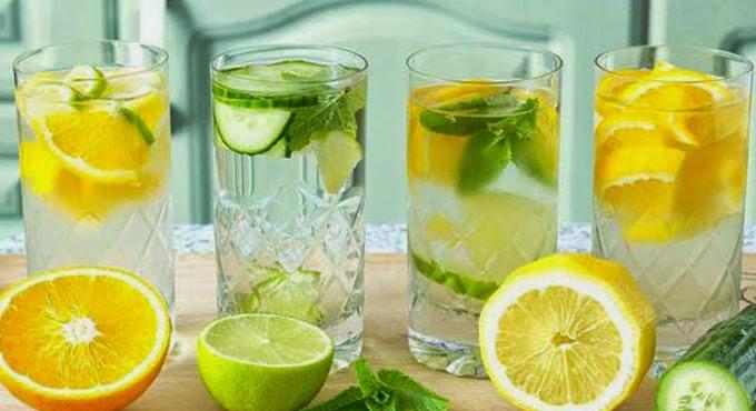 Resep Cara Membuat Es Lemon Tea Yang Segar