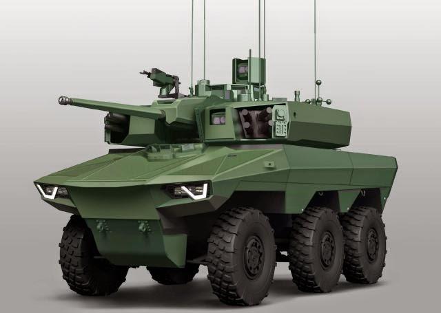 EBRC Jaguar