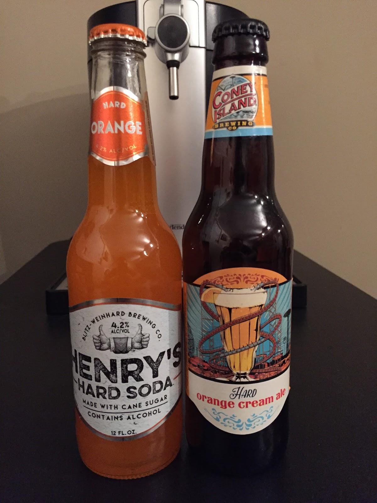 Coney Island Hard Soda Introduction