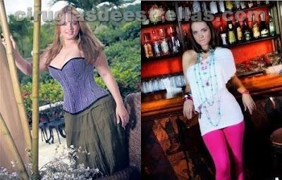 yelitza lora antes y despues