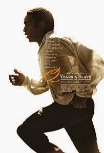 Poster original de 12 años de esclavitud