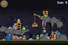 Angry Birds Golden Eggs Walkthrough - Egg #25