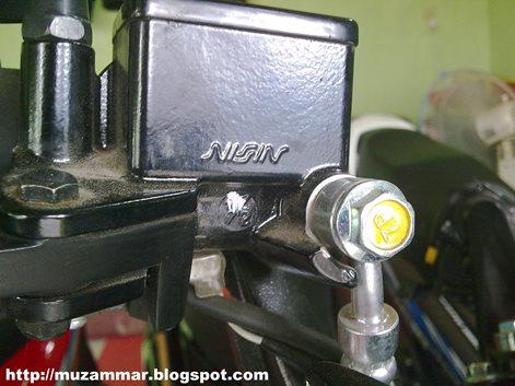 Foto detil New Suzuki Satria FU 150 2013 aslinya lebih ganteng by muzammar berita otomotif