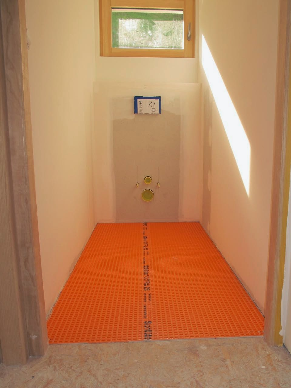 L 39 eycot l 39 art du carrelage for Poser du carrelage sur osb