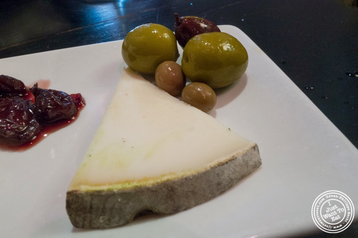 image of cheese at Tia Pol in Chelsea, NYC, NY