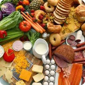 Alimentos para subir de peso rápidamente