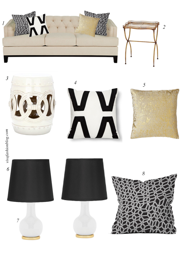 Steal her Decor: Lauren Conrad\'s Living Room on a Budget ...