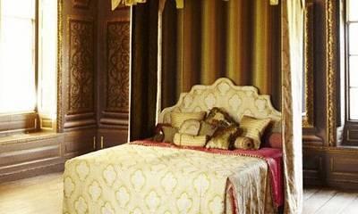 بالفيديو ... أغلى سرير فى العالم قيمته 113 ألف جنيه إسترليني -The world's most expensive bed