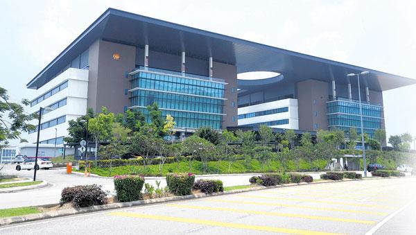Ciri Bangunan Hijau Mesra Alam, teknologi hijau bangunan, bangunan wisma shell mesra alam