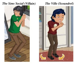 the sims the ville