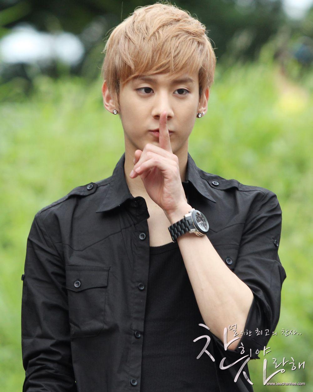 Foto lee chan hee 22
