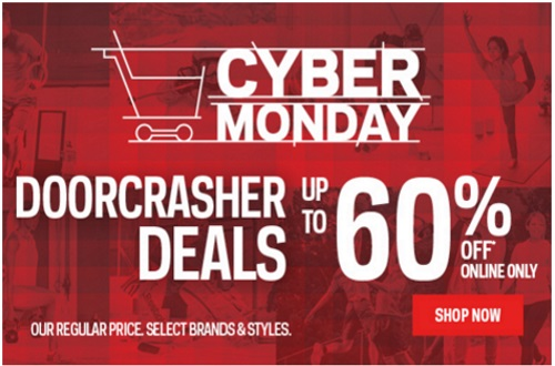 Sportchek Cyber Monday Doorcrasher Deals Up To 60% Off