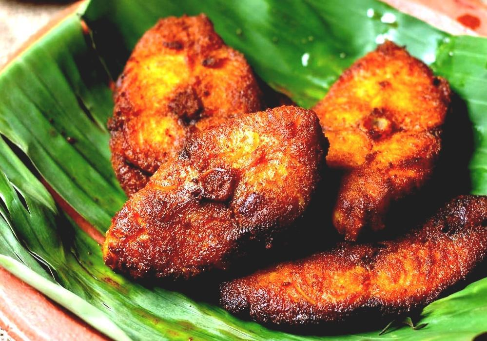 Cuisine of kerala kerala fish recipes for Cuisine of kerala