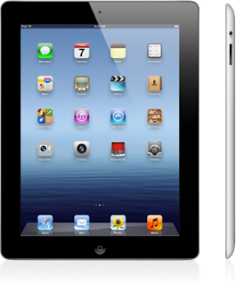 New ipad 3 Appel