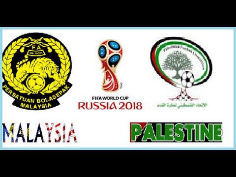 Malaysia vs palestin