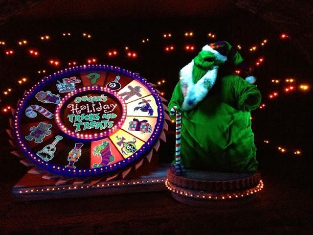 Budget Fairy Tale: Halloweentime at Disneyland 2013