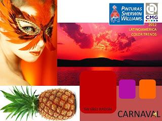 Tendencias de para el 2012 en Latino américa de Sherwin Williams