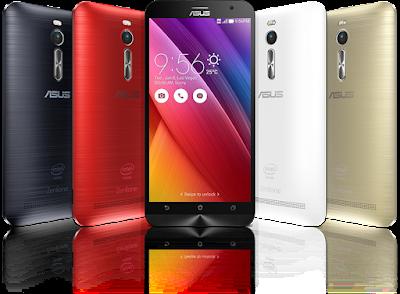 Produk ASUS Zenfone 2 Laser
