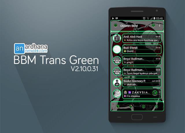 BBM Trans Green