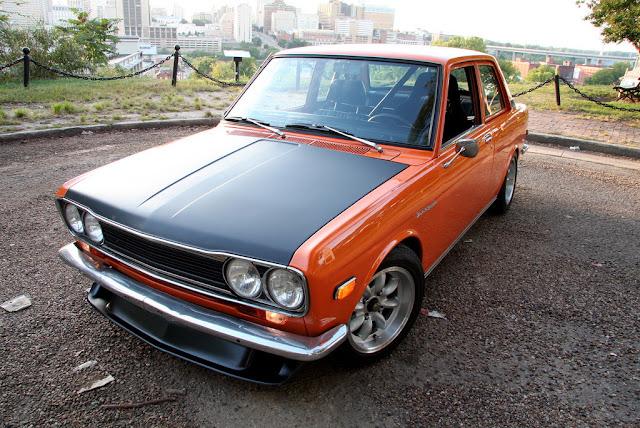 Datsun 510  日本車 日産