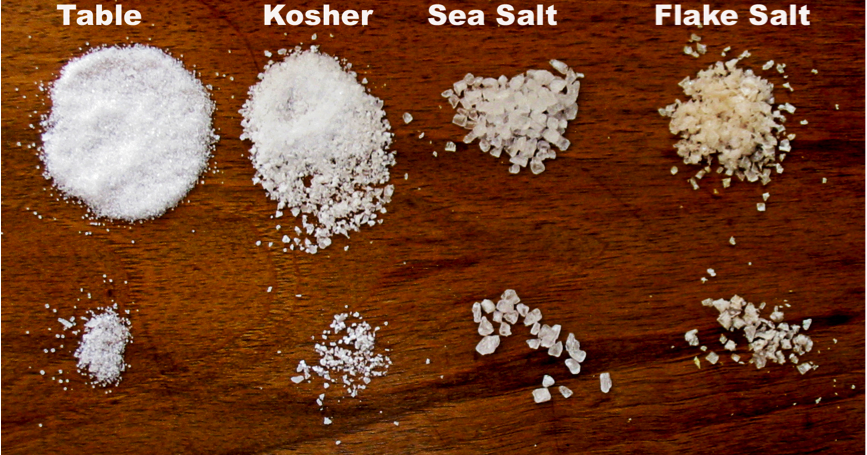 Notes from the selmelier kosher salt what is it and for What does it mean to have a kosher kitchen