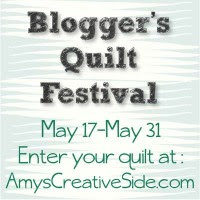 Blogger's Quilt Festival Spring 2013 button