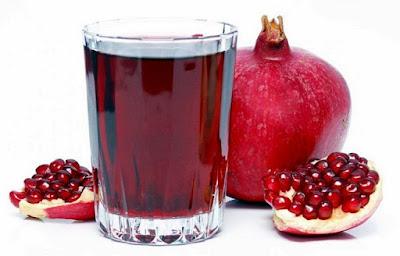 jus buah delima obat diabetes
