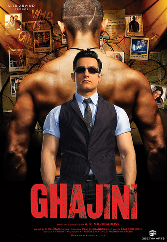 Ghajini / 2008 / Hindistan / Online Film İzle