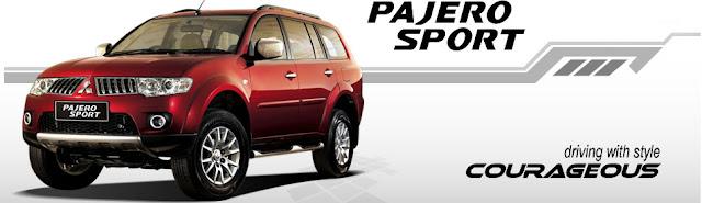 Gambar Mitsubishi Pajero Sport Dakar 2012