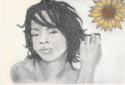 Lauryn Hill Sketch Images