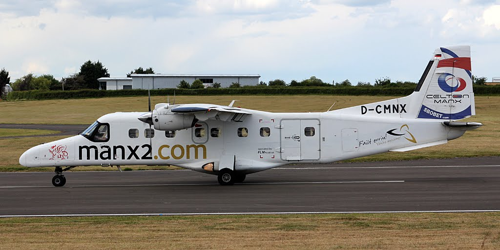 Airline ManksTu (Manx 2) .2