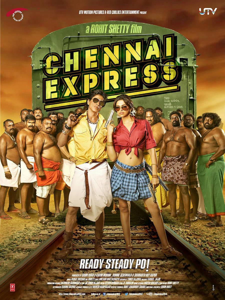 """""""Gametownpc"""": Chennai Express (2013) Hindi Movie ..."""