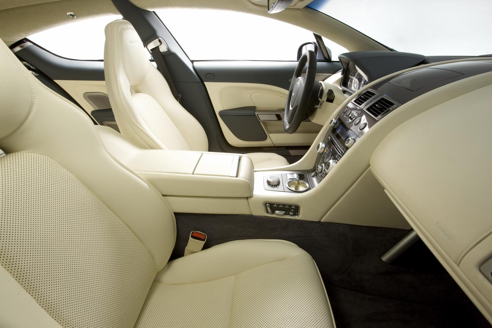 world car wallpapers aston martin rapide interior. Black Bedroom Furniture Sets. Home Design Ideas