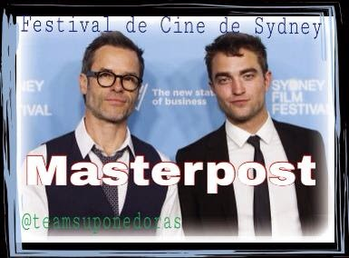 MASTERPOST -  Festival de Cine de Sydney 2014