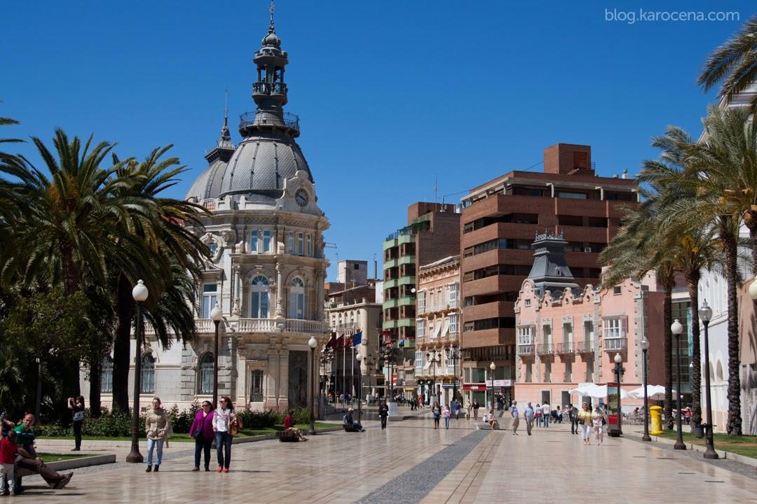 Cartagena Spain  City new picture : Qualcosa da ricordare: 16 Aprile Crociera 2010